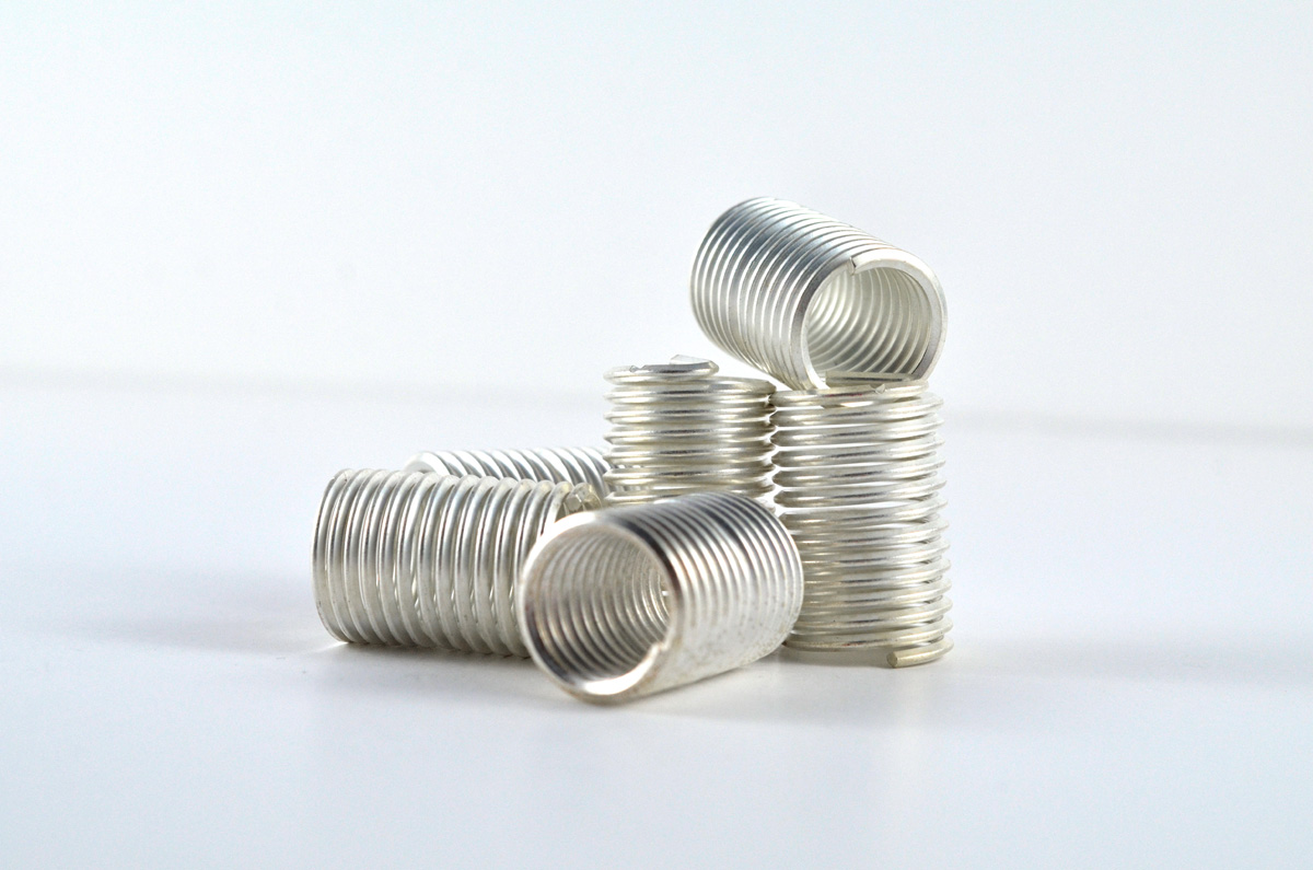 Helical Wire - Threaded Inserts