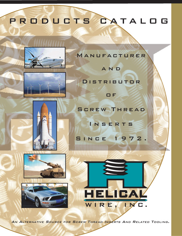 Helical Wire Products Catalog