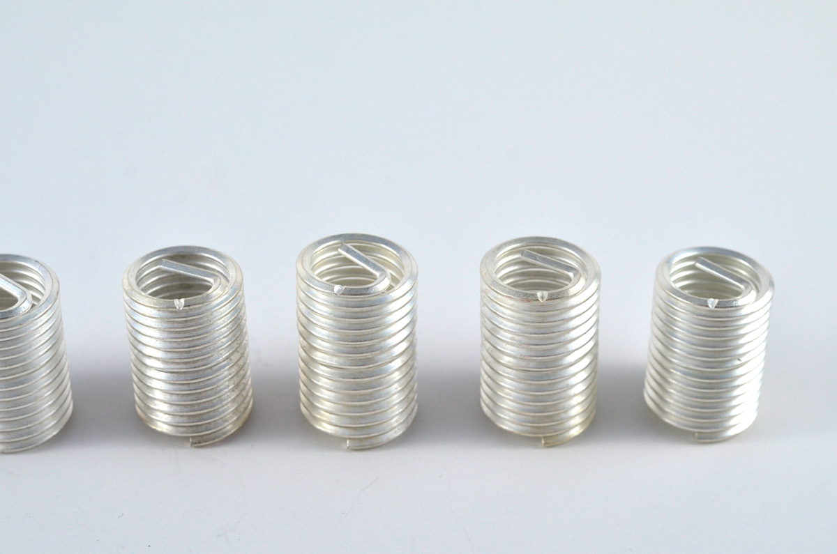 Helical Wire Screw Thread Inserts